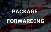 Package Forwarding - USA