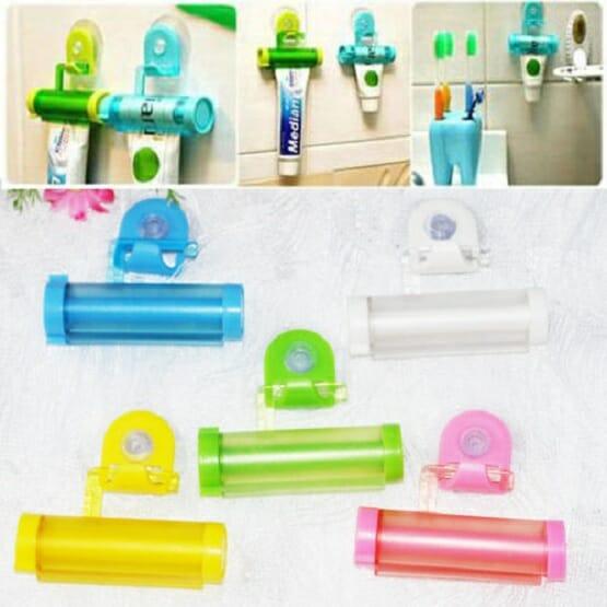 Creative Toothpaste Squeezer