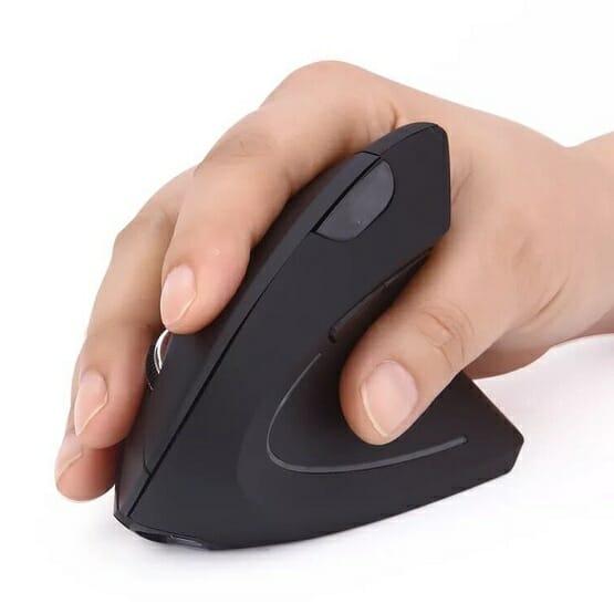 VertErgo™ Ergonomic Vertical Wireless Mouse