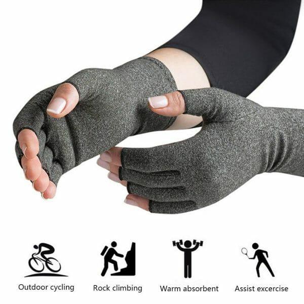 Arthritis Gloves – No more Pain!