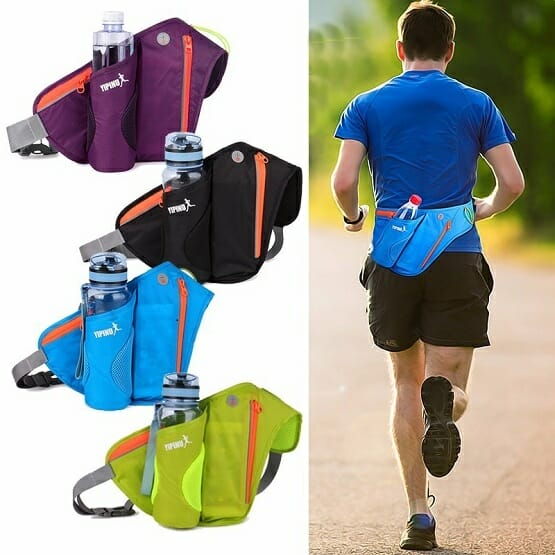 FlexRun™ – Running Water Waist Pack