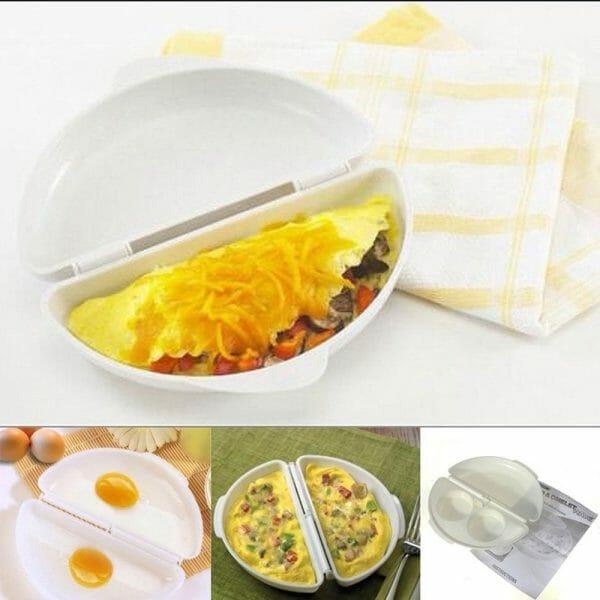 Effortless Omelet