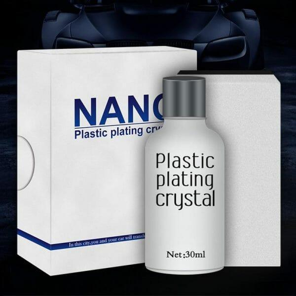 Car Plastic Plating Refurbishing Agent