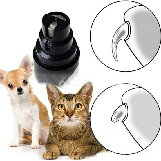 Premium Rechargeable Painless Pet's Nail Grinder