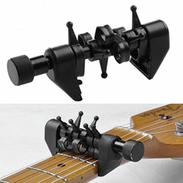 Capo For Open Tuning