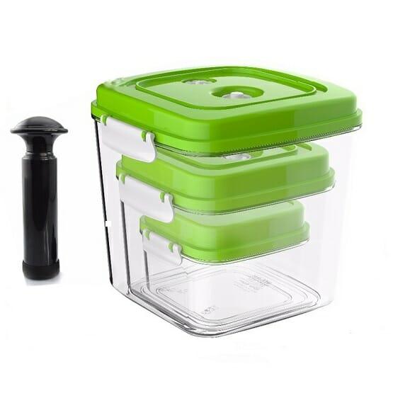 Vacuum storage box (3 Pcs)