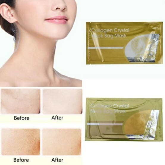 Crysalli™ Anti-Aging Collagen Neck Mask