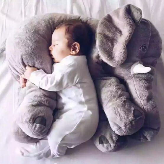 Elephant Pillow Doll