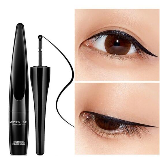 No-Skip Rollerwheel Eye Liner – Eye Liner 1pcs