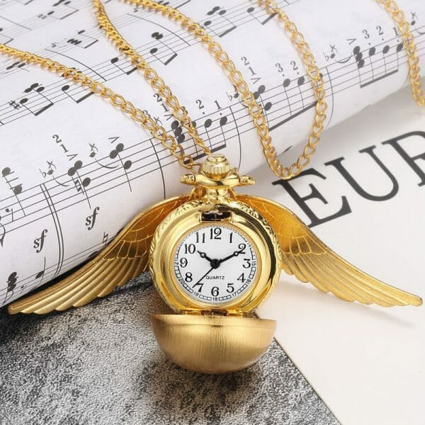 Snitch Necklace Watch
