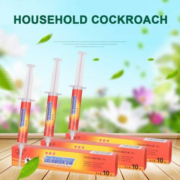 Household Cockroach Gel Bait