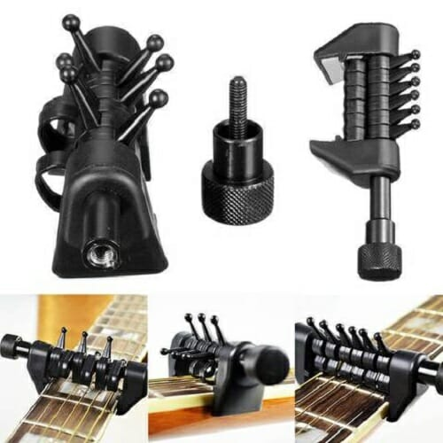 Deluxe Guitar Capo
