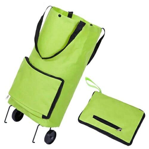 Portable Foldable Shopping Cart