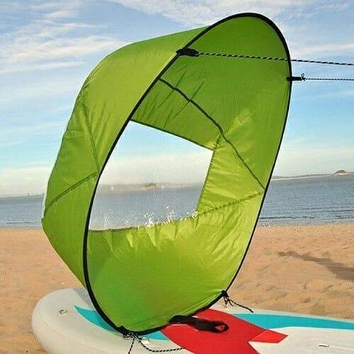 AirKayaks Foldable Kayak Sail