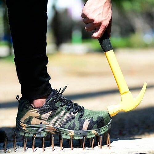 Indestructible PowerShoes