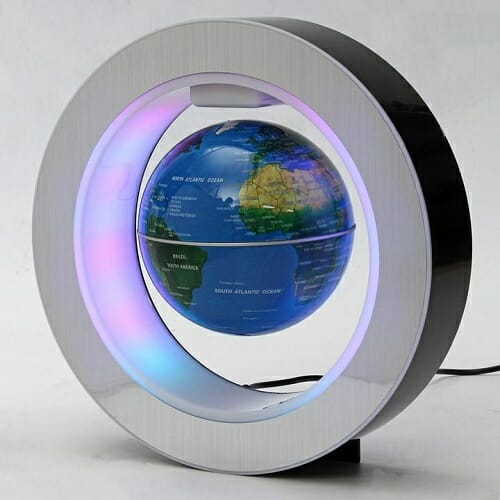Flotating LED Light Globe