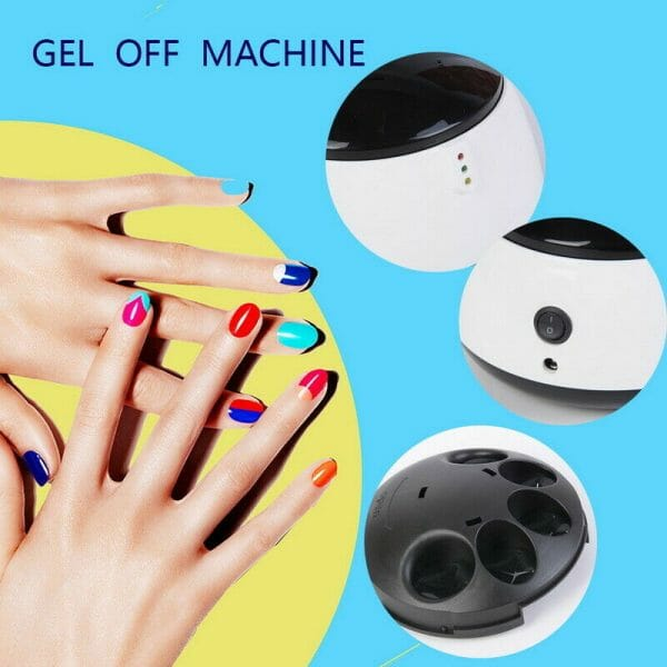 GEL OFF – ELECTRIC NAIL POLISH REMOVER