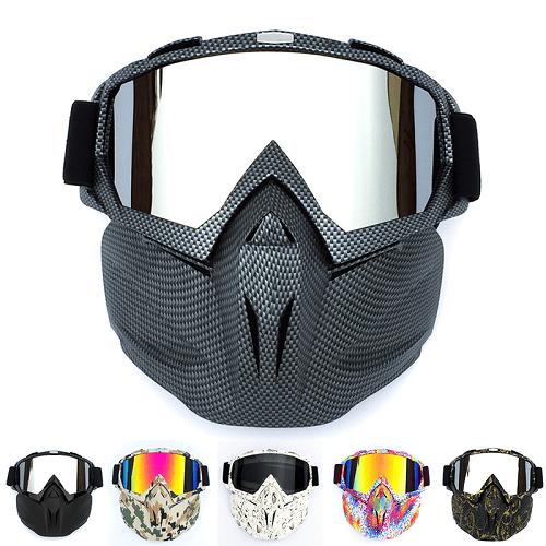 Anti-Fog Outdoors Mask