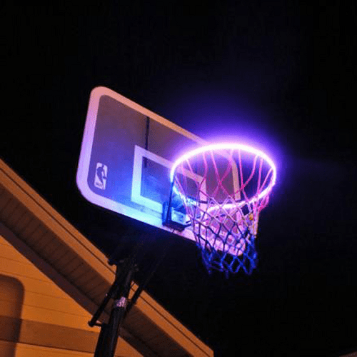LED Basketball Hoop Lights