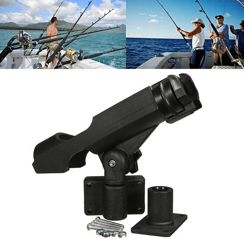 360 Rotation Fishing Rod Holder