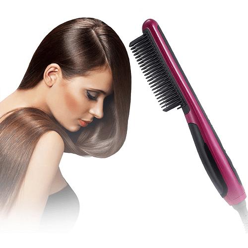 Hair Straightening Styler