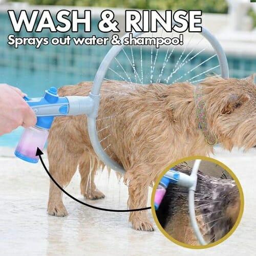 360° Pet Washer