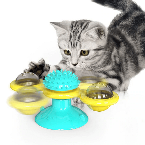 Windmill Cat Toy – NEW 2020