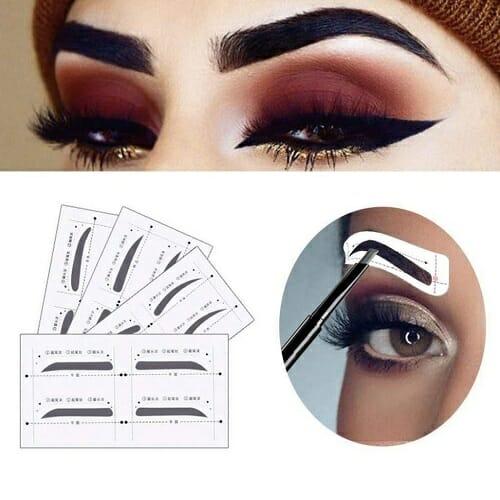 Premium Eyebrow Stencils