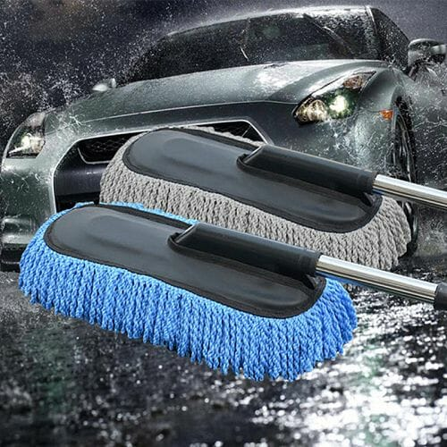 Car Wash Mop and Cleaner