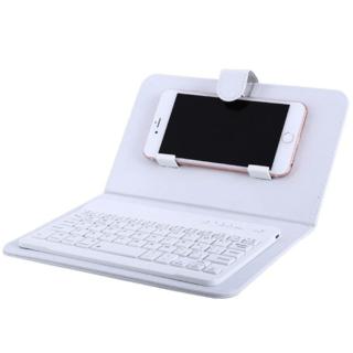 Wireless Bluetooth Keyboard With Leather Fulfillman