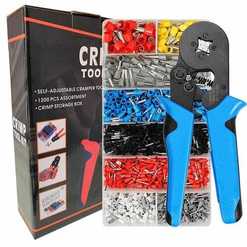 Premium Ferrule Crimping Tool