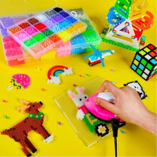3D DIY Intelligence Educational Toy