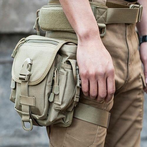 TACTICAL WAIST LEG BAG