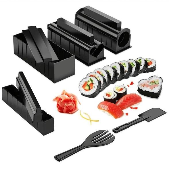 Sushi Maker – 8 shapes Tool Set
