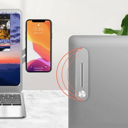 Adjustable Laptop Side Mount Clip