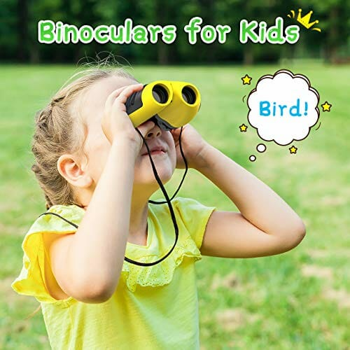 Binocular For Kids – Best Gifts For 3-12 Years Old Kids