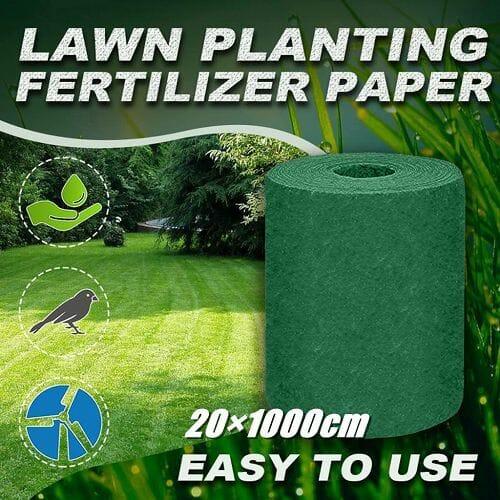 Grass Seed Mat