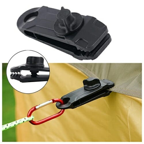 Tarp Clips Awning Clamp 10PCS