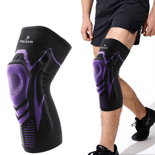 Power Bend Shock Active Knee Support – 1 PAIR
