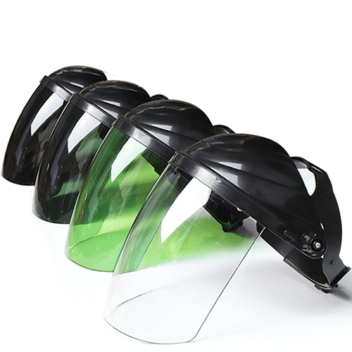 Adjustable Dust-proof Face Shield Splash