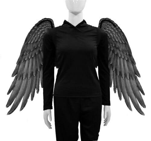 3D Angel Devil Big Wings