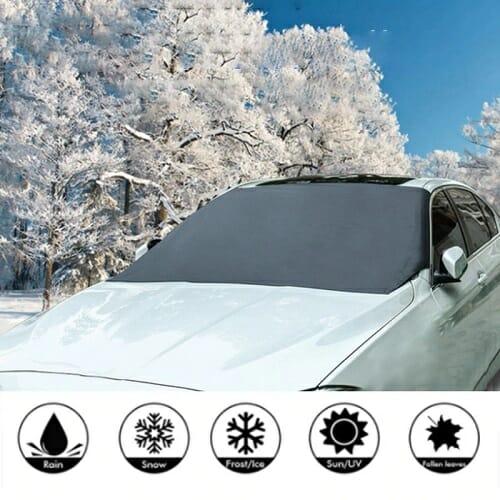 Premium Windshield Snow Cover Sunshade
