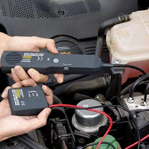 Digital Car Circuit Scanner Diagnostic Tool