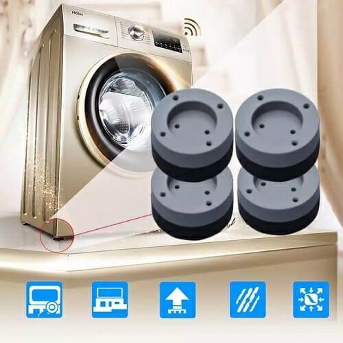 Anti-slip And Noise-reducing Washing Machine Feet 4PCS