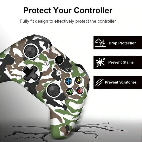 Xbox Silicone Rubber Cover Skin