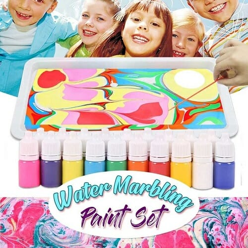 Water-Based Art Paint Set – 6paints
