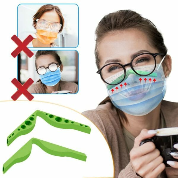 Anti-Fogging Nose Pad For Mask