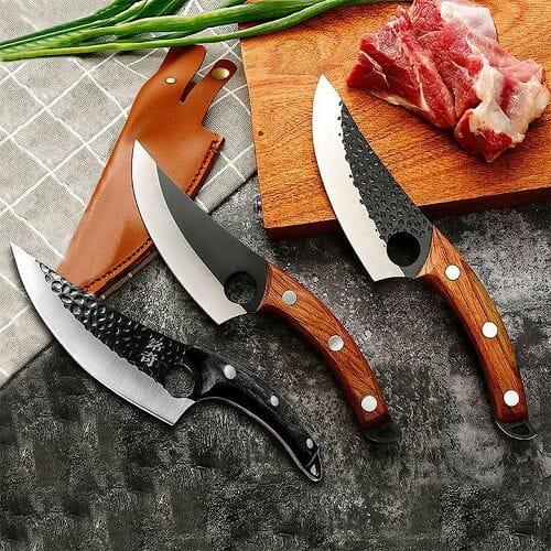 Professional Serbian Boning Knife