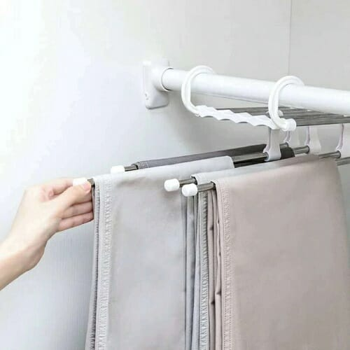 MULTIFUNCTIONAL TROUSER HANGER