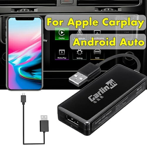 Carplay& Android Auto Adapter